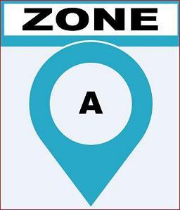 zone A.